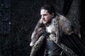 Картинка брюнет, jon snow, джон сноу, меч, мужчина, sword, game of thrones, игра престолов, командор, night ...
