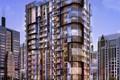 Картинка город, здания, архитектура, MODERN APARTMENT BUILDING, sport city