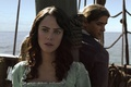 Картинка Pirates of the Caribbean, Kaya Scodelario, Мертвецы не рассказывают сказки, Dead Men Tell No Tales, ...