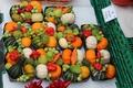 Картинка разные, овощи, рынок