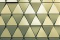Картинка abstract, wall, design, texture, треугольник, background, steel, triangle