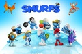 Картинка cinema, film, movie, animated film, animated movie, Smurfs The Lost Village