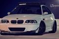 Картинка E46, BMW, Stance