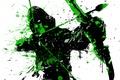 Картинка Splatter Paint, Comics, Fan Art, DC comics, Green Arrow