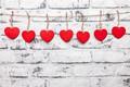 Картинка heart, love, wood, валентинки, romantic, любовь, сердечки, романтика