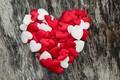 Картинка любовь, сердце, сердечки, love, heart, wood, romantic, Valentine's Day