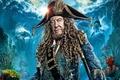 Картинка акулы, Пираты Карибского моря, Мертвецы не рассказывают сказки, Barbossa, Pirates of the Caribbean: Dead Men ...