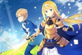Картинка anime, Eugeo, Alice Synthesis Thirty, Sword Art Online, Yujio, Sword Art Online: Project Alicization, SAO, ...