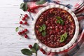 Картинка вишня, еда, десерт, cherry, dessert, запеканка