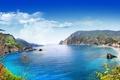 Картинка landscape, Italy, Liguria, travel, Monterosso al Mare, скалы, море, берег, Италия