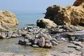 Картинка камни, Море, скала