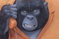 Картинка cinema, film, animated film, animal, Sing, uniform, movie, animated movie, gorilla, jail, family, seifuku