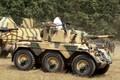 Картинка armored vehicle, FV601 Saladin, Alvis Saladin, FV 601 Saladin, armored, British army, military, weapon, cannon