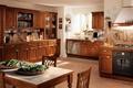 Картинка стиль, комната, вилла, интерьер, кухня