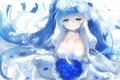 Картинка девушка, аниме, арт, vocaloid, hatsune miku, yuki miku