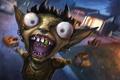 Картинка Фантастика, Сверхъестественные Существа, Крик, Stinker, Хеллоуин