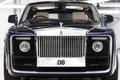 Картинка фары, решетка, Rolls-Royce, Sweptail
