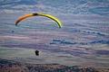 Картинка paragliding, парапланеризм, полёт