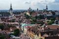 Картинка Old Town, Tallinn, Эстония, Таллин, Estonia