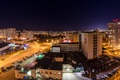 Картинка город, минск, ночной минск, ночной город, ночная улица