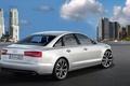 Картинка город, Audi