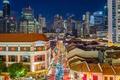 Картинка Chinatown, skyline, Сингапур, Singapore