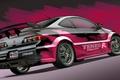 Картинка Acura, RSX, компактный спортивный автомобиль, dangeruss, ASpec