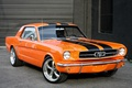 Картинка Mustang, Ford, wheels, style, 1965, with, Bullitt, Customized