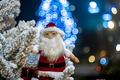 Картинка фон, праздник, новый год, дед мороз