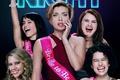 Картинка cinema, film, Jillian Bell, Ilana Glazer, Zoë Kravitz, brunette, blonde, pink, girl, woman, movie, Scarlett ...